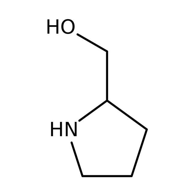 Alfa Aesar™DL-Prolinol, 98% 25g Alfa Aesar™DL-Prolinol, 98%