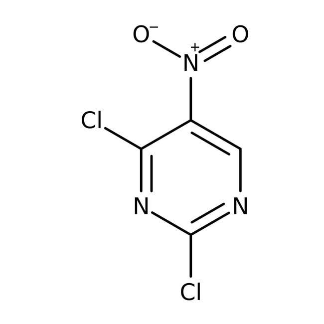 2,4-Dichloro-5-nitropyrimidine, 97%, ACROS Organics™