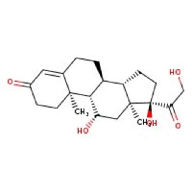 Hydrocortisone, 98%, ACROS Organics™