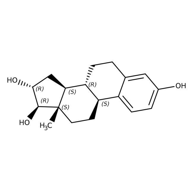 Estriol, 97%, ACROS Organics™ 5g Estriol, 97%, ACROS Organics™
