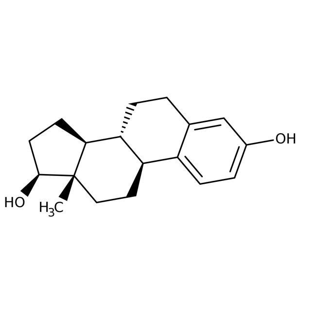 -Estradiol, 98%, ACROS Organics