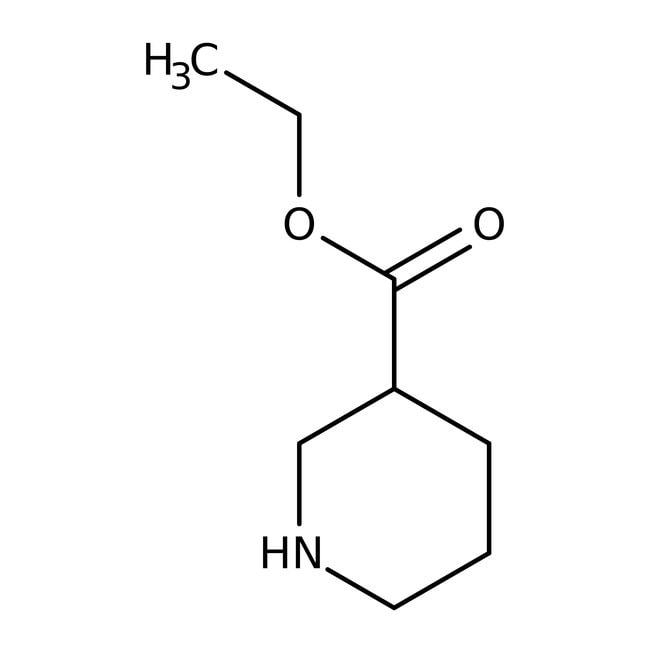 Ethyl nipecotate, 97%, Acros Organics