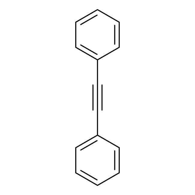 Diphenylacetylene, 99%, ACROS Organics™