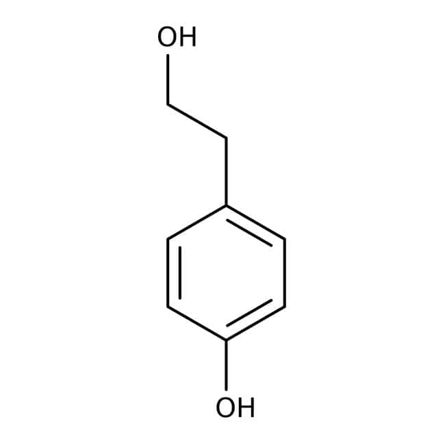 4-Hydroxyphenethyl alcohol, 98%, ACROS Organics