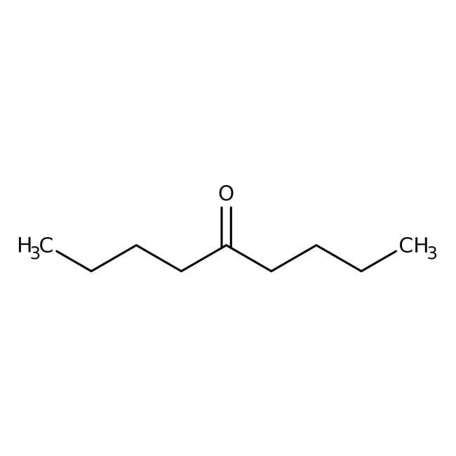 5-Nonanone, 98%, ACROS Organics™ 25mL; Glass bottle 5-Nonanone, 98%, ACROS Organics™