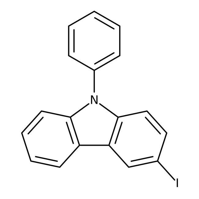 3-Iodo-9-phenylcarbazole 98.0+%, TCI America™