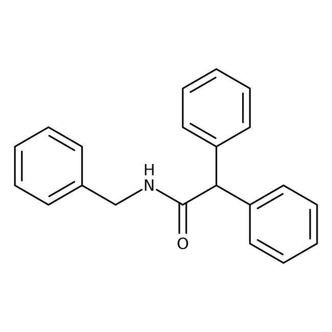 Alfa Aesar™N-Benzyl-2,2-diphenylacetamide, 95% 250mg Alfa Aesar™N-Benzyl-2,2-diphenylacetamide, 95%