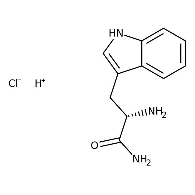 Alfa Aesar™L-Tryptophanamide hydrochloride, 95% 1g Alfa Aesar™L-Tryptophanamide hydrochloride, 95%