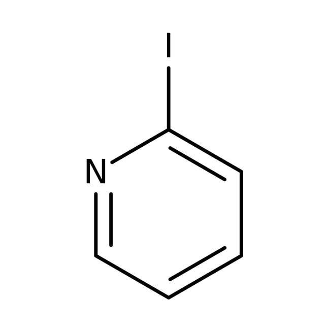 Alfa Aesar™2-Iodopyridine, 95% 5g Alfa Aesar™2-Iodopyridine, 95%