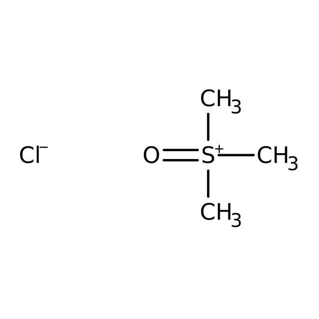 Trimethylsulfoxonium chloride, 97%, Acros Organics™
