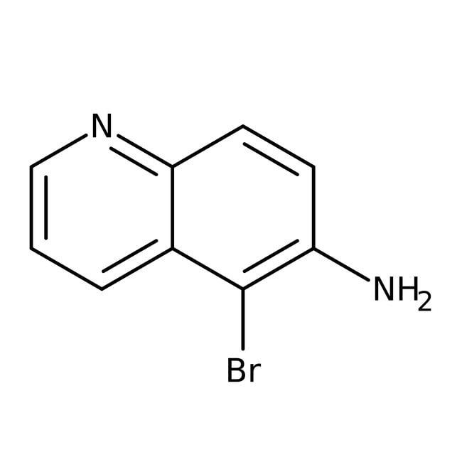 Alfa Aesar™6-Amino-5-bromoquinoline, 97% 1g Alfa Aesar™6-Amino-5-bromoquinoline, 97%