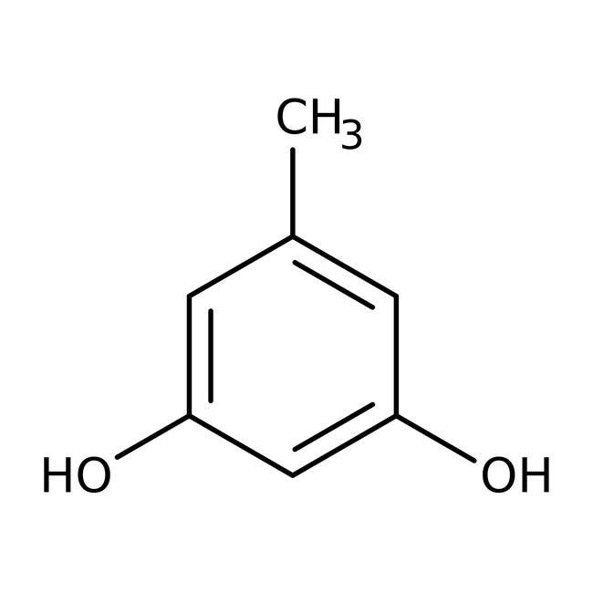 Alfa Aesar™3,5-Dihydroxytoluene, 99% 25g Alfa Aesar™3,5-Dihydroxytoluene, 99%