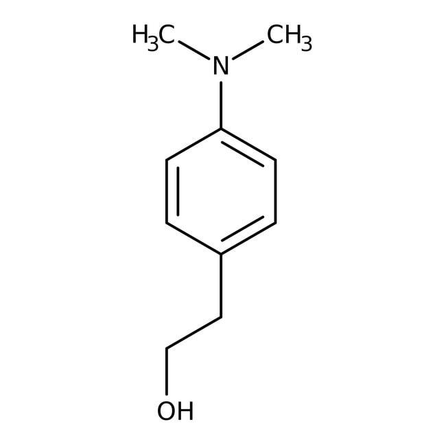 4-(Dimethylamino)phenethyl alcohol, 99%, Acros Organics
