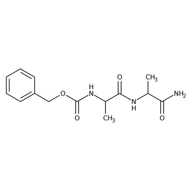 Alfa Aesar™N-(Benzyloxycarbonyl)alanyl-L-alaninamide, 97%