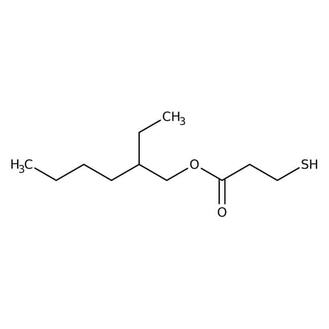 2-Ethylhexyl 3-Mercaptopropionate 98.0 %, TCI America