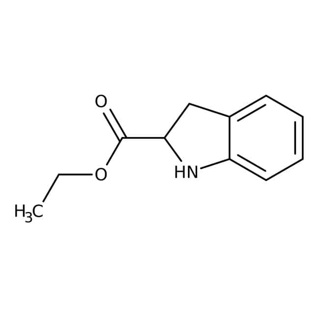 Ethyl Indoline-2-carboxylate 95.0+%, TCI America™