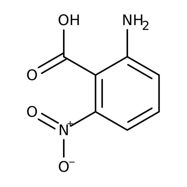 Alfa Aesar™2-Amino-6-nitrobenzoic acid, 97%
