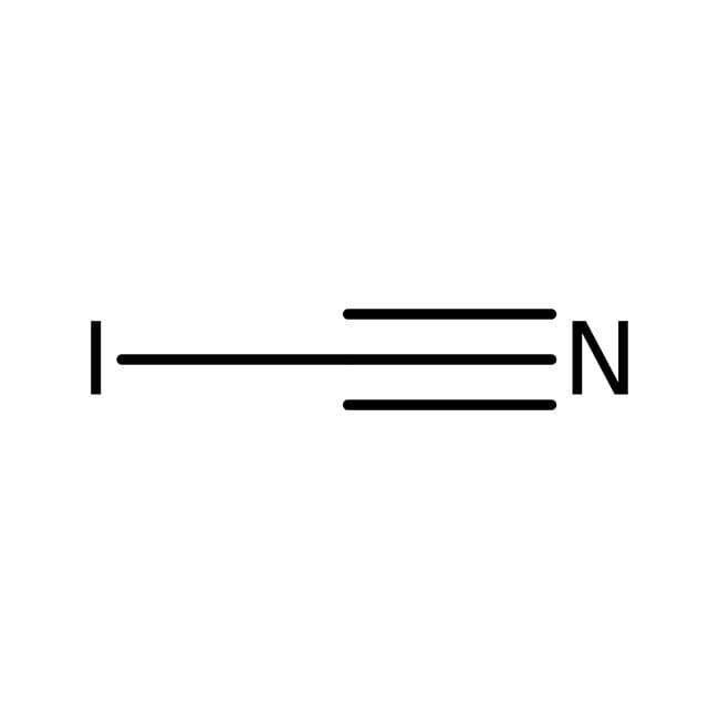 Cyanogeniodid, ACROS Organics™ 5g, Glasflasche Cyanogeniodid, ACROS Organics™