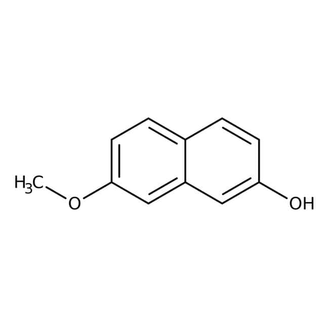 7-Methoxy-2-naphthol, 97%, ACROS Organics™