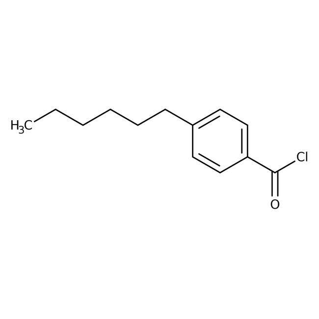 Alfa Aesar  4-n-Hexylbenzoyl chloride, 98%
