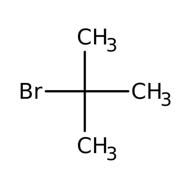Tert Butyl Bromide 98 Stab With Potassium Carbonate Alfa Aesar