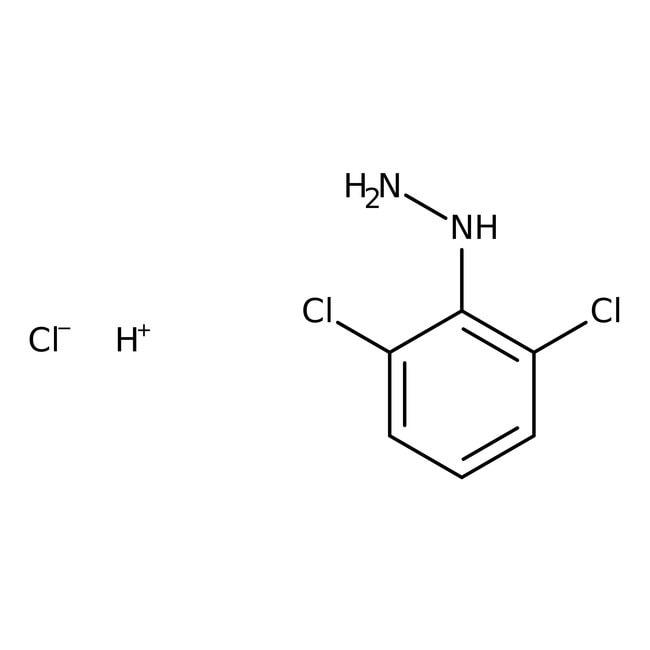 2,6-Dichlorophenylhydrazine hydrochloride, 97%, Maybridge