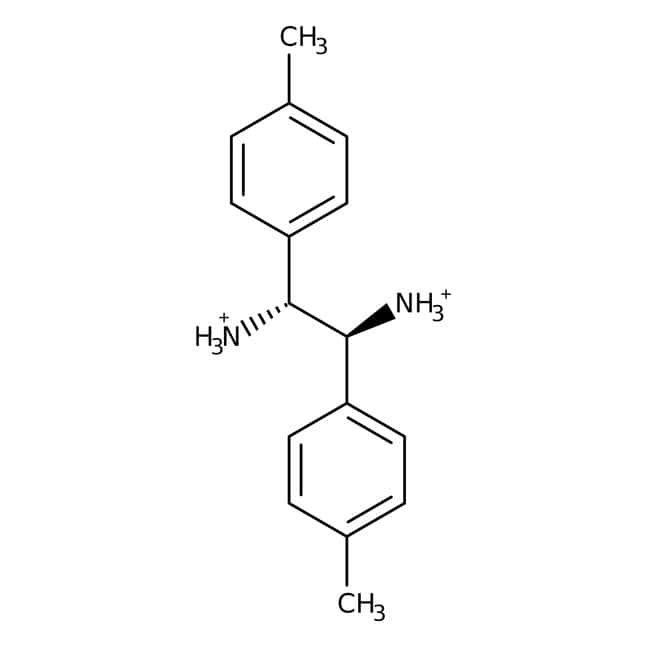 meso-1,2-Bis(p-tolyl)ethylenediamine, 98%, Acros Organics