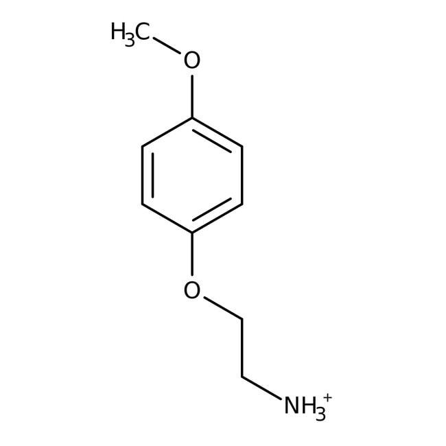 2-(4-Methoxyphenoxy)ethylamine, Maybridge