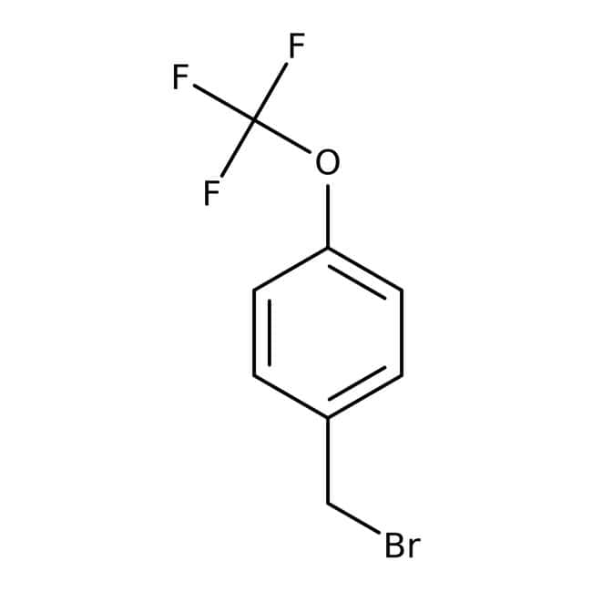 4-(Trifluoromethoxy)benzyl Bromide 98.0 %, TCI America