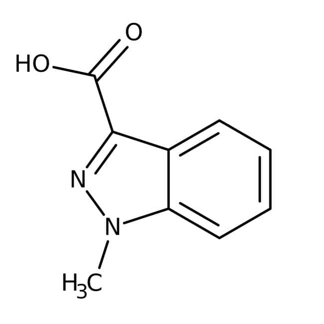 1-Methylindazole-3-carboxylic Acid 98.0+%, TCI America™