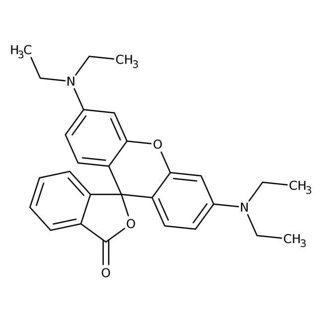 RhodaminB-Base, 97%, Acros Organics™ 25 g-Glasflasche RhodaminB-Base, 97%, Acros Organics™