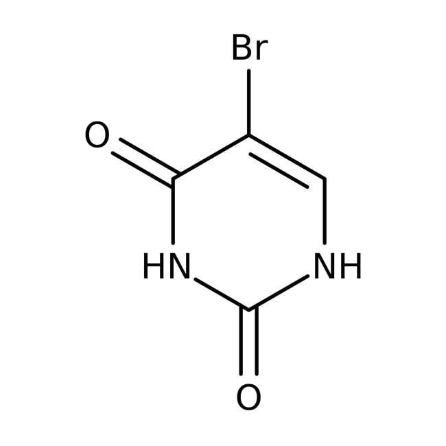 5-Bromouracil, 98%, ACROS Organics™