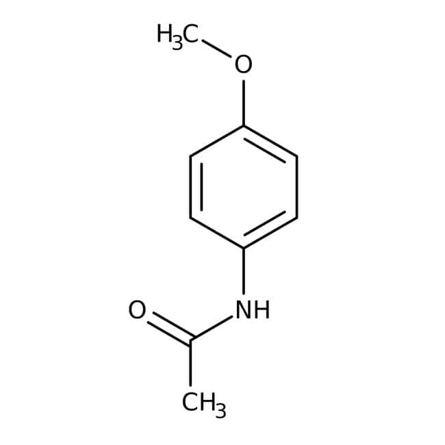 p-Acetanisidide 98.0+%, TCI America™