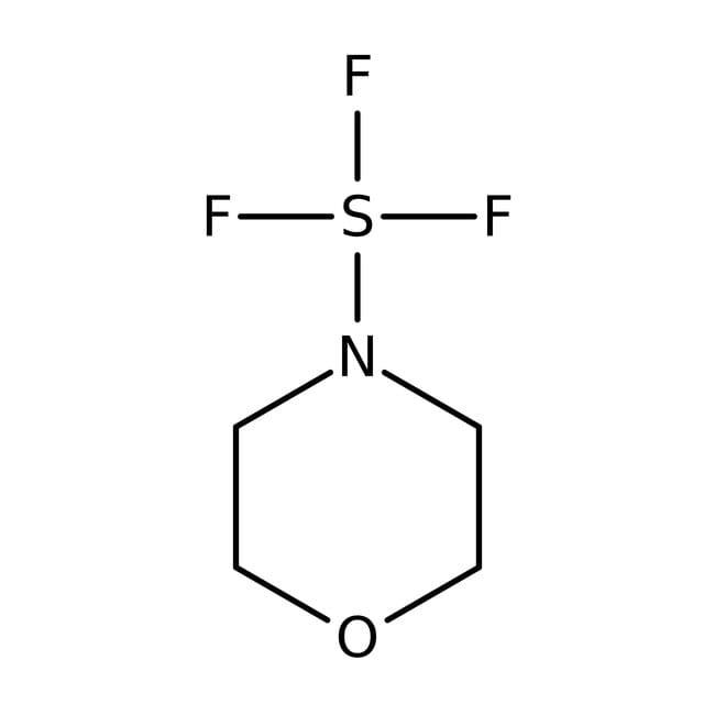 Alfa Aesar™4-Morpholinylsulfur trifluoride, 95% 5g Alfa Aesar™4-Morpholinylsulfur trifluoride, 95%