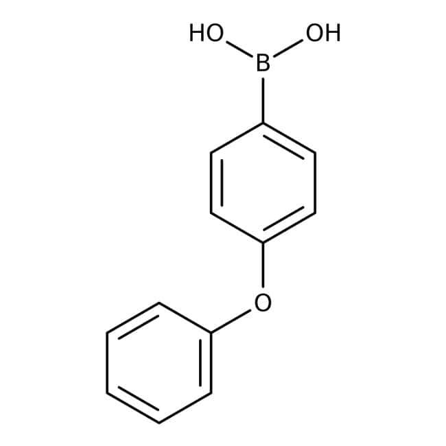 4-Phenoxyphenylboronic acid, 95+%, ACROS Organics™