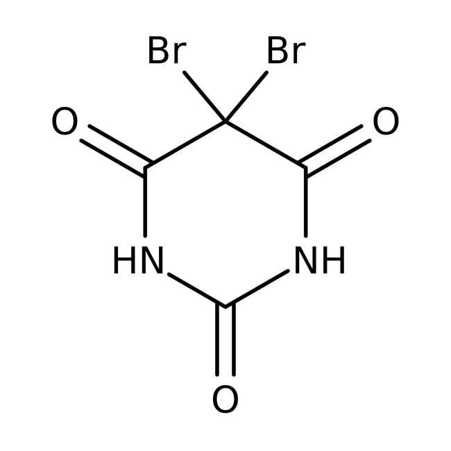 5,5-Dibromobarbituric acid, 97%, ACROS Organics™  5,5-Dibromobarbituric acid, 97%, ACROS Organics™