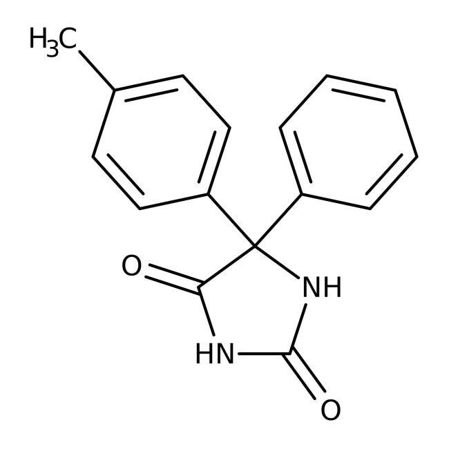 5-(4-Methylphenyl)-5-phenylhydantoin, 99+%, ACROS Organics
