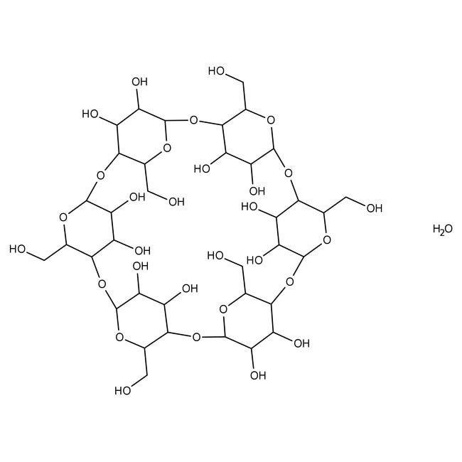 α-Cyclodextrin hydrate, 98+%, ACROS Organics™