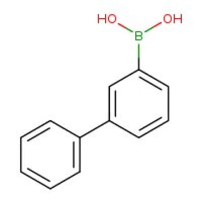 [1,1 -Biphenyl]-3-ylboronic acid, 97%, Acros Organics