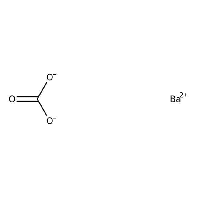 Barium Carbonate, Purified, Spectrum