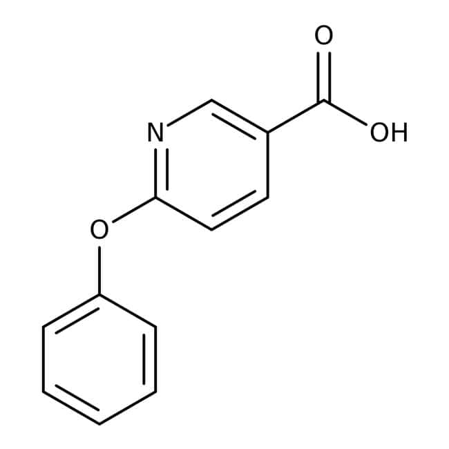 6-Phenoxynicotinic acid, 97%, Maybridge™