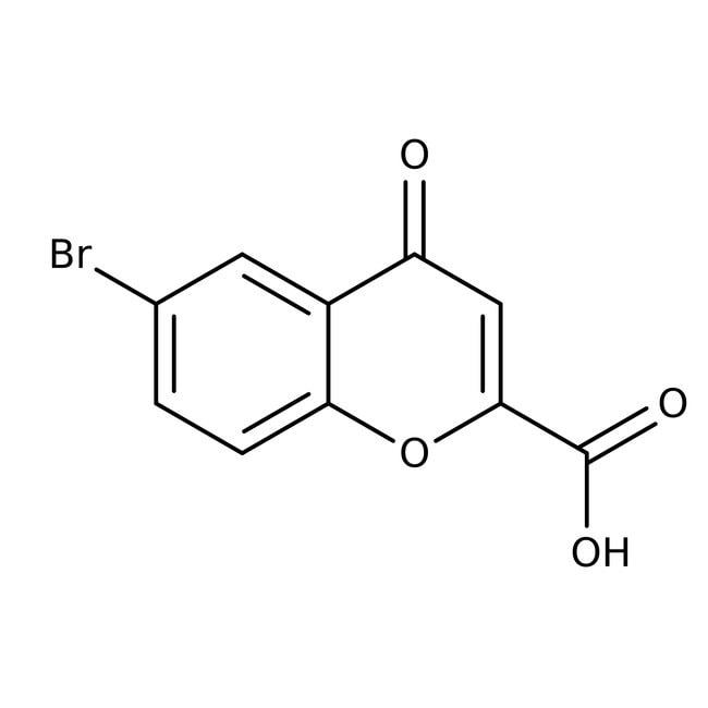 Alfa Aesar™6-Bromochromone-2-carboxylic acid, 97%