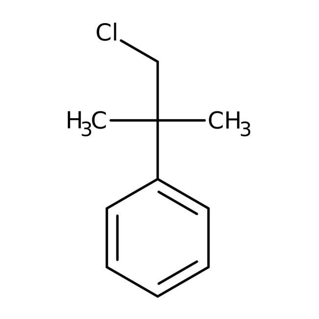 1-Chloro-2-methyl-2-phenylpropane, 98%, ACROS Organics™