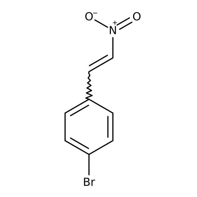 trans-4-Bromo-β-nitrostyrene, 99%, ACROS Organics™