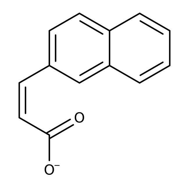 Alfa Aesar  3-(2-Naphthyl)acrylic acid, 98%