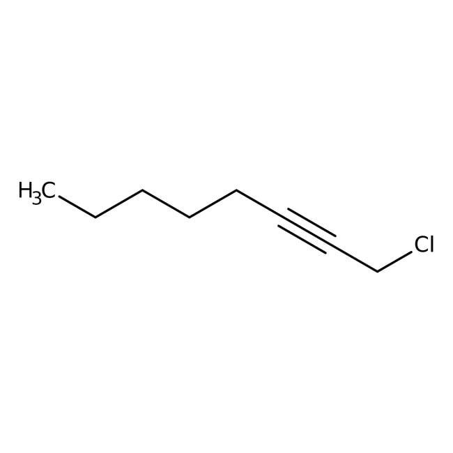 Alfa Aesar™1-Chloro-2-octyne, 98%