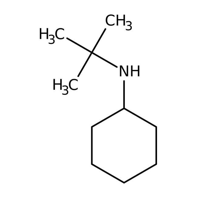 N-tert-Butylcyclohexylamine, 97%, ACROS Organics™