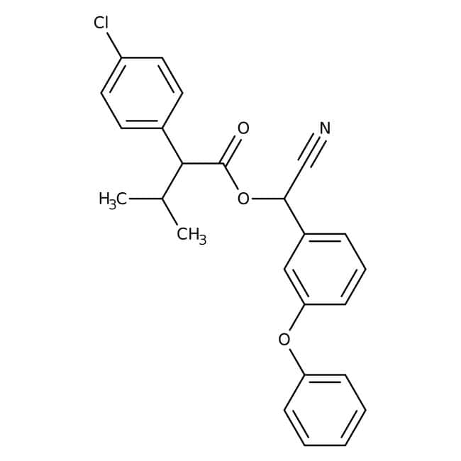 Fenvalerate in Iso-octane 100μg/mL, Fisher Chemical™  Diphenylethers