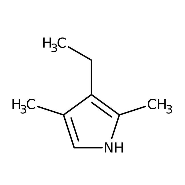 2,4-Dimethyl-3-ethylpyrrole, 96%, ACROS Organics™