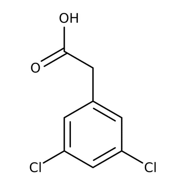 Alfa Aesar™ 3,5-Dichlorophenylacetic acid, 95%: Aryl halides Organohalogen compounds